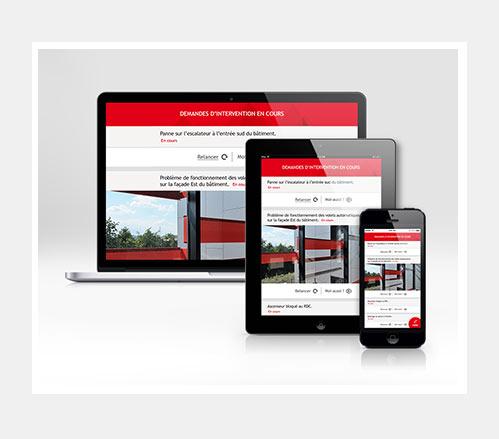 GMAO application Mobile