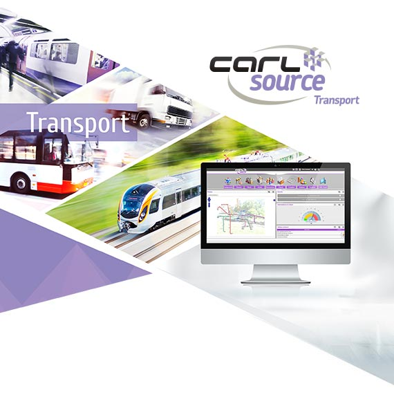 Solution de GMAO Transport